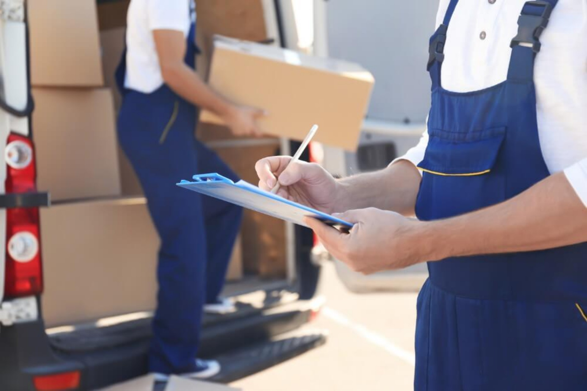 Movers Greater London