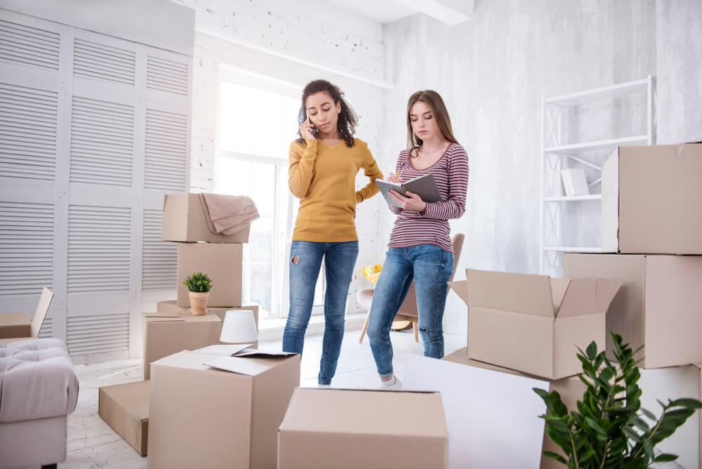 Five things to do before contacting a removals company when moving house